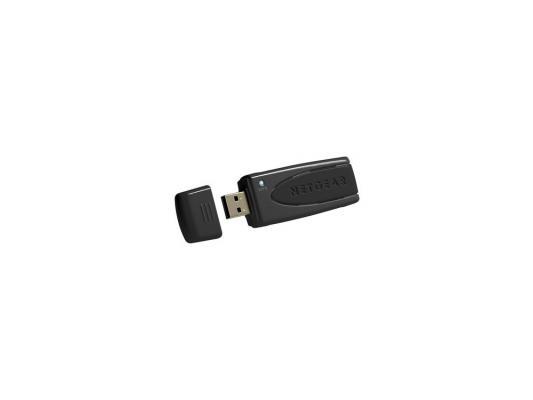 Беспроводной USB адаптер NETGEAR WNDA3100-200PES 300Mbps 802.11n 2.4 or 5GHz