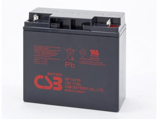 Батарея CSB GP12170 12V/17AH B3 батарея csb gp1245 12v 4 5ah