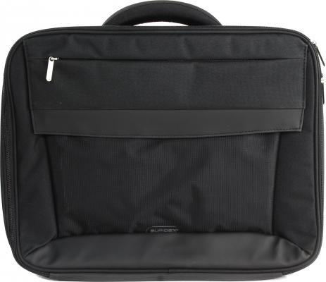 Сумка для ноутбука 17 Sumdex PON-303JB нейлон черный сумка для ноутбука 15 sumdex pon 100 нейлон полиэстер черный
