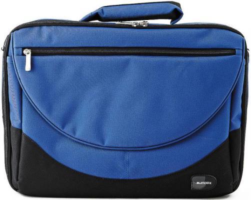 """купить Сумка для ноутбука 15"""" Sumdex PON-301NV blue-black недорого"""