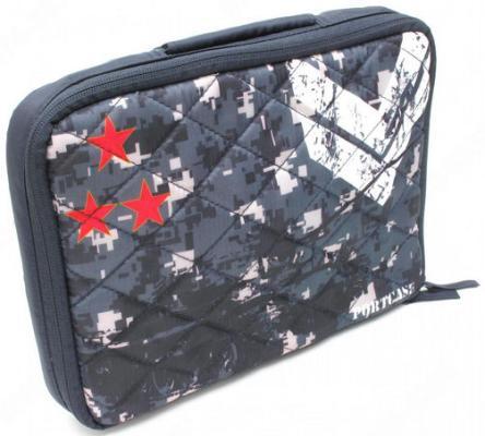 Чехол для ноутбука 13 Portcase KCB-13 Military