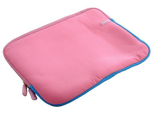 Чехол для ноутбука 12 PORTCASE KNP-12 PN розово-голубой