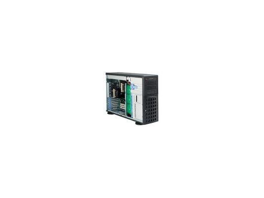 Серверный корпус E-ATX Supermicro CSE-745TQ-R1200B 1200 Вт чёрный