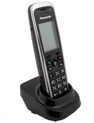 Дополнительная трубка Panasonic KX-TPA50B09 SIP DECT