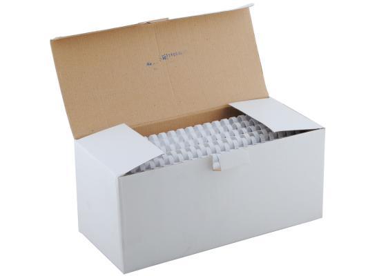 Пружина пластиковая Fellowes FS-53470 16мм белая 100шт