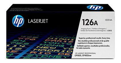 Фотобарабан HP CE314A №126A для Color LaserJet Pro CP1025 CP1025nw фотобарабан hp ce314a 126a для color laserjet pro cp1025 cp1025nw