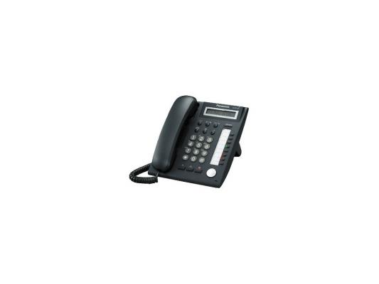 Системный телефон Panasonic KX-DT321RU-B черный от 123.ru