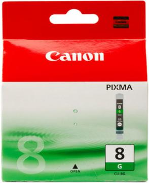 Струйный картридж Canon CLI-8G зеленый для Pro 9000 струйный картридж canon cli 42pm пурпурный для pro 100