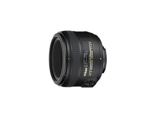 Объектив Nikon 50mm f/1.4G AF-S Nikkor JAA014DA