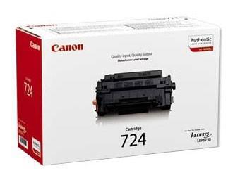 Картридж Canon 724 для LBP6750dn черный 6000 страниц картридж canon 724 3481b002
