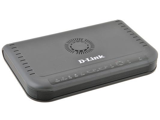 Шлюз VoIP D-Link DVG-N5402SP 802.11n 2xFXS RJ-11 1xFXO 4xLAN 1xWAN SIP