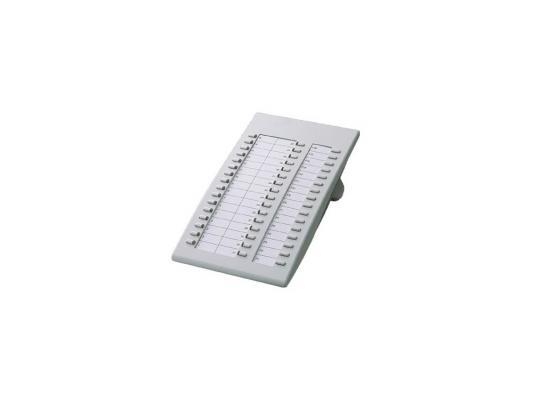 Системная консоль Panasonic KX-T7740XRU белая, 32 кнопоки от 123.ru