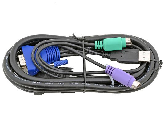 Набор кабелей D-LINK KVM-401