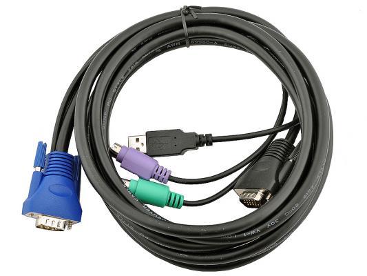 Картинка для Набор кабелей D-LINK KVM-402
