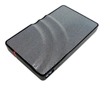 """Внешний контейнер для HDD 2.5"""" SATA AgeStar 3UB2P USB3.0 алюминий"""
