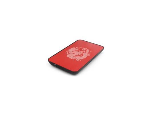 Внешний контейнер для HDD 2.5 SATA AgeStar 3UB2A8 USB3.0 красный 1pcs serial ata sata 4 pin ide to 2 of 15 hdd power adapter cable hot worldwide