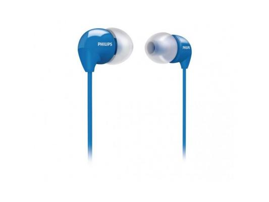 Наушники Philips SHE3590BL синий