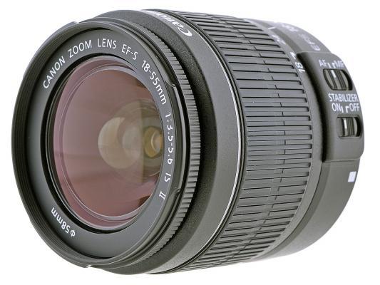 Объектив Canon EF-S 18-55mm f/3.5-5.6 IS II 5121B005