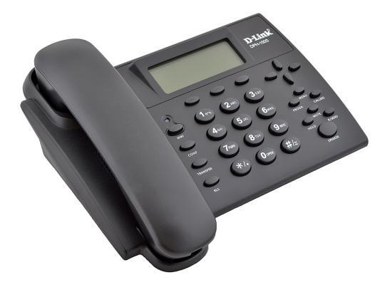 Телефон IP D-Link DPH-150S/F2A/F4A/F4B 2xLAN SIP LCD display