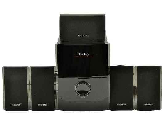 Колонки Microlab M500/5.1 25+5х7.5 Вт черные