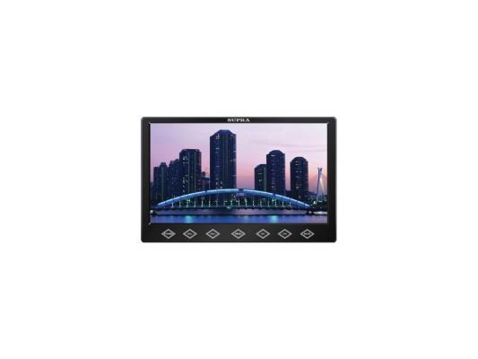 """Автомобильный телевизор Supra STV-905 9"""" TV-тюнер MP3 SD MMC MS USB черный"""