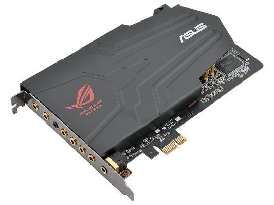 Звуковая карта PCI-Express ASUS ROG SOLO Xonar Phoebus XONAR PHOEBUS/SOL Retail