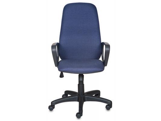 Кресло Buro CH-808AXSN/Bl&Blue черно-синий 12-191 ch 778 bl blue