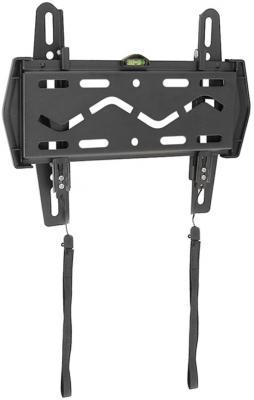 """Кронштейн Ultramounts UM101 черный 17""""-37"""" настенный от стены 17мм VESA 200x200 до 30кг"""