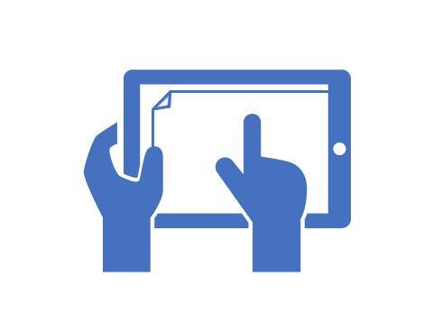 Наклейка пленки или стекла на планшет планшет