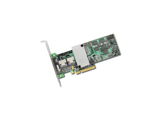 Контроллер SAS/SATA LSI MegaRAID SAS 9260-8i LSI00198 PCI-Ex8 8-port SAS / SATA RAID 0 / 1 / 5 / 6 / 10 / 50 / 60 Cache 512Mb warranty for 3 years boxed brand new lsi 9261 8i raid5 6 sas 8 array card 9260 8i