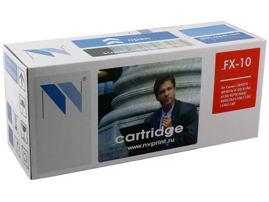 Картридж NV-Print FX-10 для Canon MF4000 FAX-L95 100 120 canon fx 10 для l100 l120 black картридж