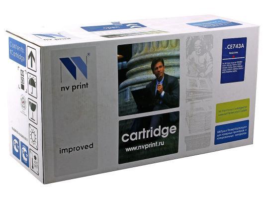 Картридж NV-Print NV-CE743AM пурпурный для HP Color LJ CP5220