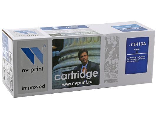 Картридж NV-Print CE410A черный для HP CLJ M351a M375nw картридж nv print ce255a для hp lj p3015