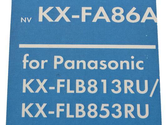 Картридж NV-Print KX-FA86A для Panasonic KX-FLB813RU/801/802/803/812/811/852/851/853.
