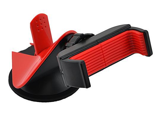 Автомобильный держатель JIO для телефонов SH100 красный