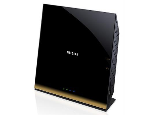 Маршрутизатор NetGear R6300-100PES 802.11acbgn 1300Mbps 5 ГГц 2.4 ГГц 4xLAN USB USB черный