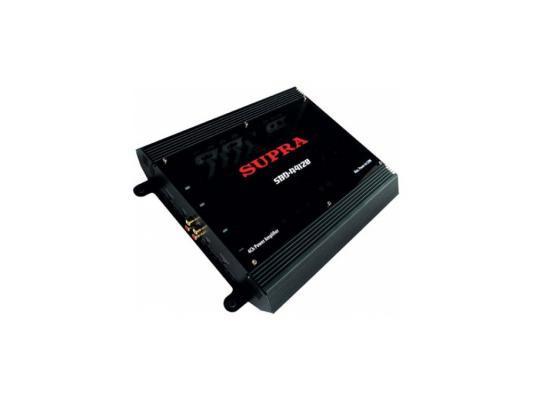Усилитель звука Supra SBD-A4120 4-канальный 4х60Вт 4Ом телефон supra stl 111 белый