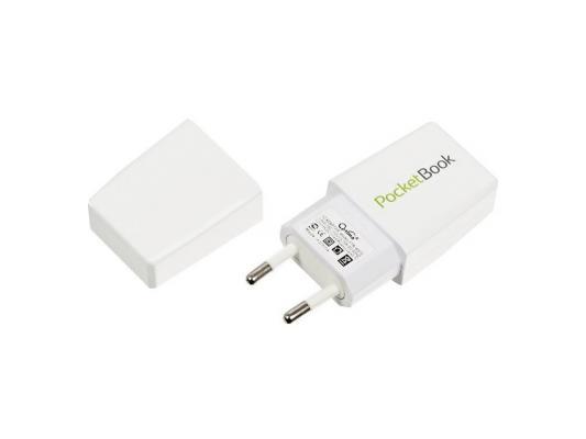 Автомобильное зарядное устройство Pocketbook FTR-W510 USB белый