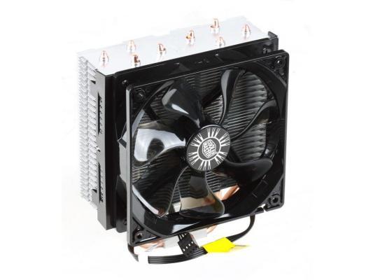 Кулер для процессора Cooler Master Hyper T4 RR-T4-18PK-R1 Socket 775/1155/1156/1366/2011/AM2/AM2+/AM3/AM3+/FM1 кулер cooler master dk9 8gd2a 0l gp