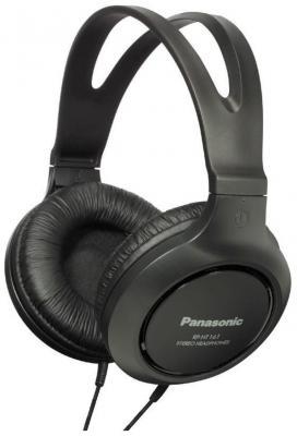 Наушники Panasonic RP-HT161 E-K черный беспроводные наушники panasonic rp wf830we k