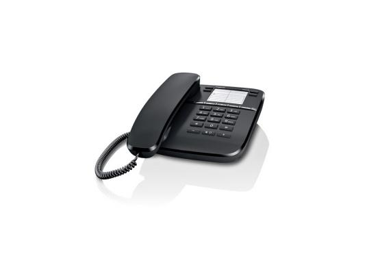 Телефон Gigaset DA410 черный siemens gigaset da410