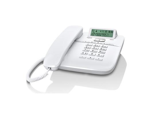 Телефон Gigaset DA610 белый