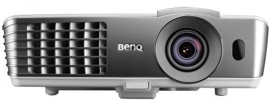 Проектор BenQ W1070 3D Full HD 1920x1080 2000 ANSI Lm 10000:1 VGA HDMIx2 USB RS-232