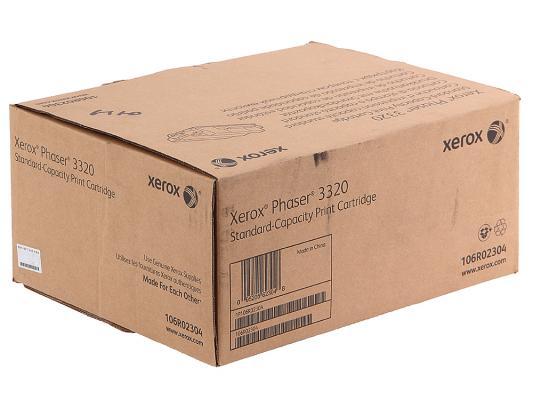 Картридж Xerox 106R02304 для Phaser 3320 5000стр картридж xerox 108r00794 для phaser 3635mfp 5000стр