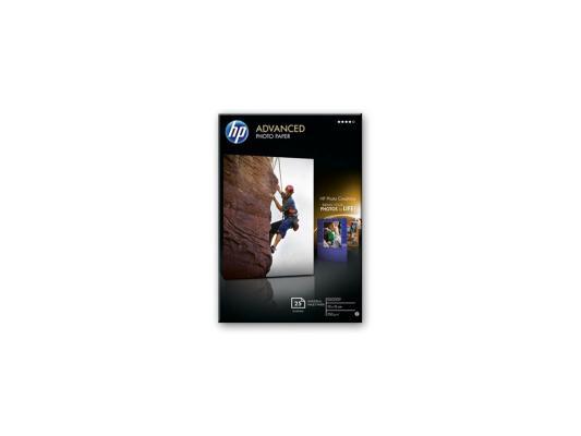 Фотобумага HP A6 250г/кв.м 25л глянцевая Q8691A