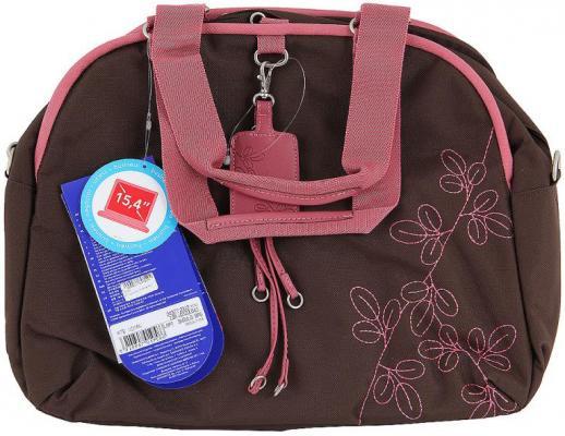 "Сумка для ноутбука 15"" Samsonite 11A*041*23 нейлон полиэстер розовый сумка для ноутбука samsonite сумка для ноутбука 15 6 xbr 44 5x34x24 5 см"