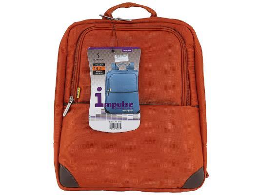 """Рюкзак для ноутбука 14"""" Sumdex PON-454OG нейлон/полиэстер оранжевый"""