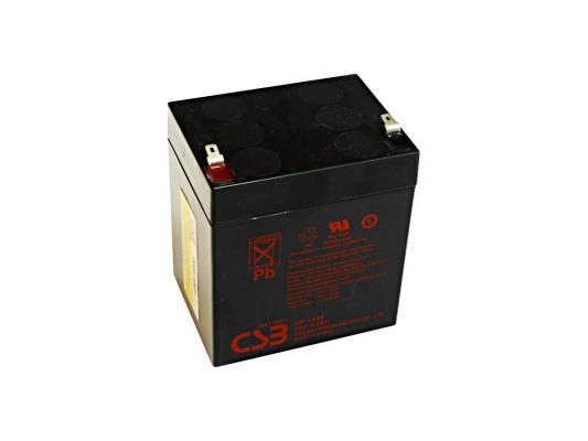 Батарея CSB GP1245 12V/4.5AH 16W фляга stels csb 505wa 600мл