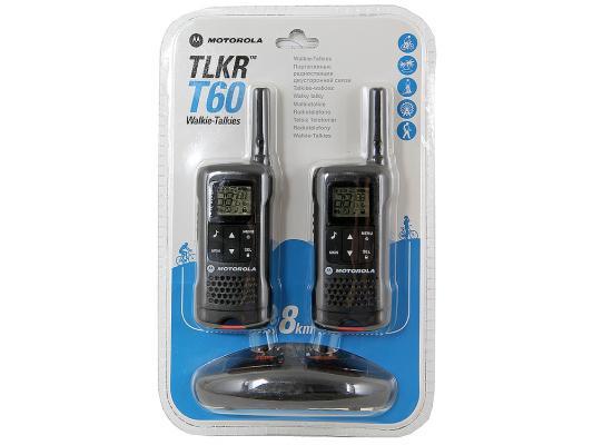 Рация Motorola TLKR-T60 Black