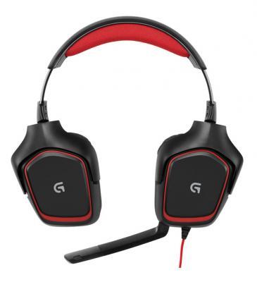 Проводная гарнитура Gaming Headset G230 (981-000540)